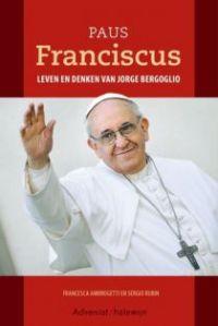boek paus Franciscus