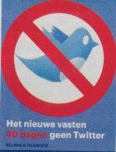 geen twitter