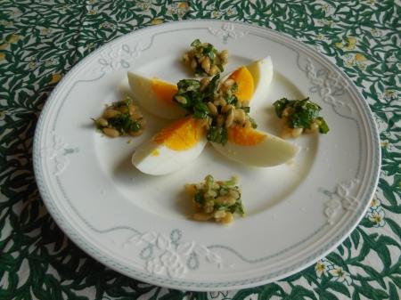 Romeinse eieren