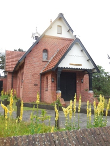 kapel badweg Schier