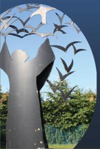laudato si franciscus met vogels