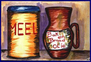 Elia meel en olie
