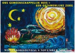 poster Willibrordzondag