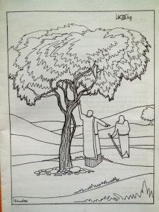 vijgeboom lucas evangelie