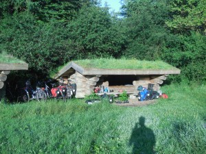 Denemarken shelter