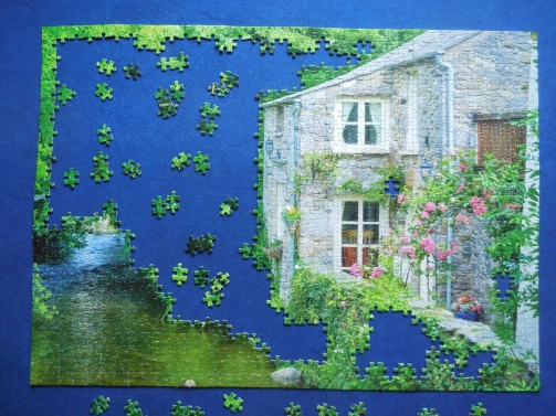puzzel cottage 1